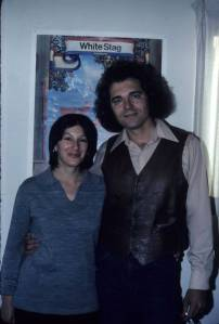 Joe and Beverly Salerno (sometime in the 1970s)
