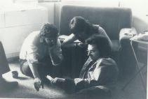 Joe Salerno during his University of Michigan days